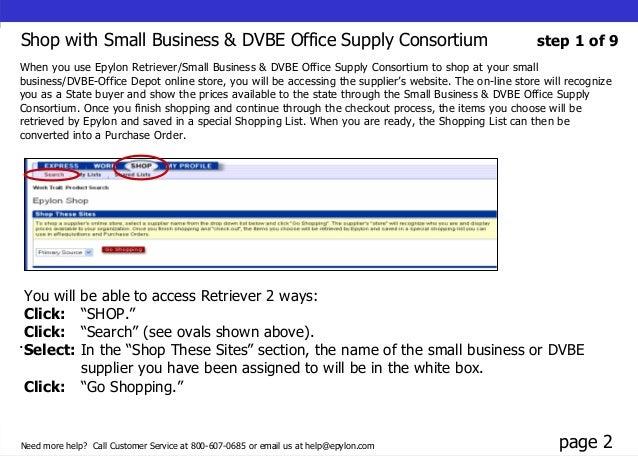 SB DVBE Consortium