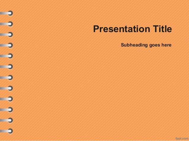 School powerpoint template orange school homework powerpoint backgro presentation title subheading goes here school powerpoint template orange school homework powerpoint background toneelgroepblik Image collections