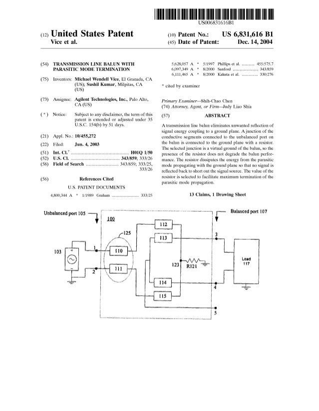 US006831616B1 (12) United States Patent (16) Patent N6.= US 6,831,616 B1 Vice et al. (45) Date of Patent: Dec. 14, 2004 (5...