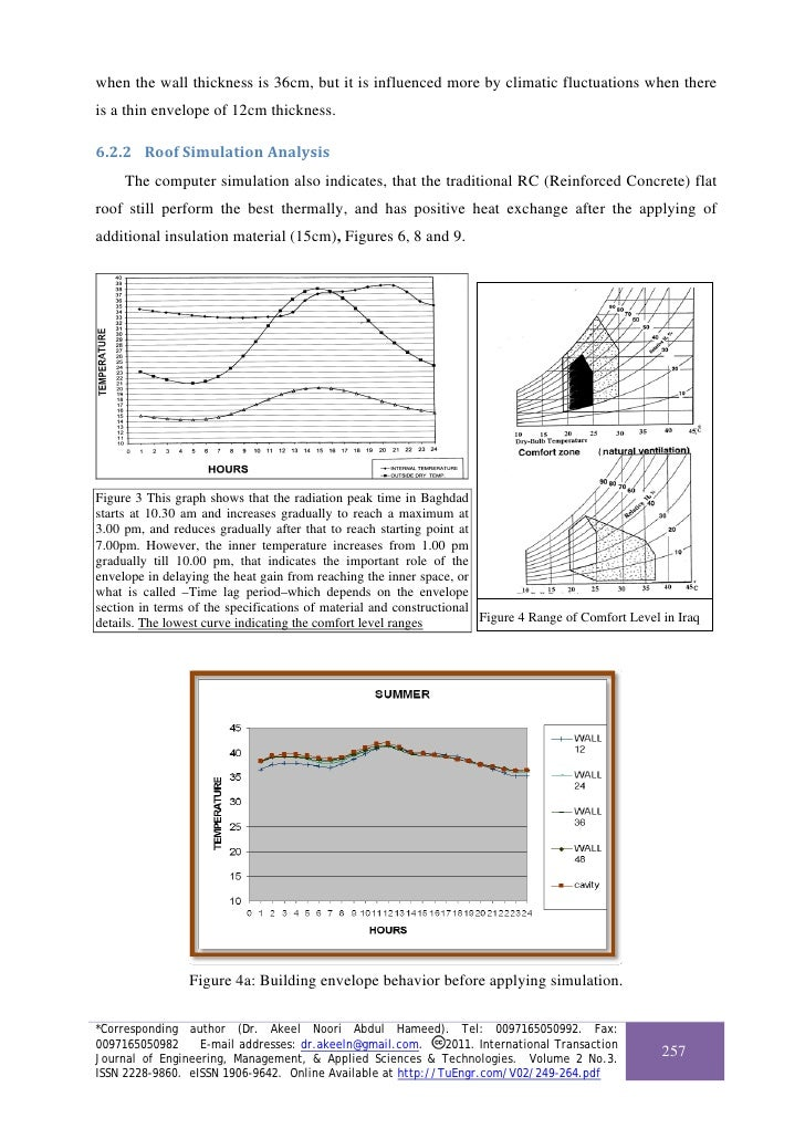 case study of thermal comfort in An assessment of thermal comfort in hot and dry season (a case study of 4 theaters at bayero university kano) pages : 1117-1121  while conducting this study,.