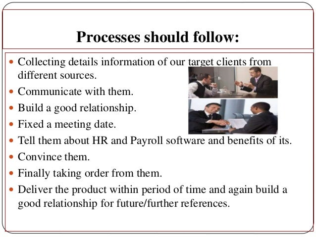 Presentation on HR-Payroll Software