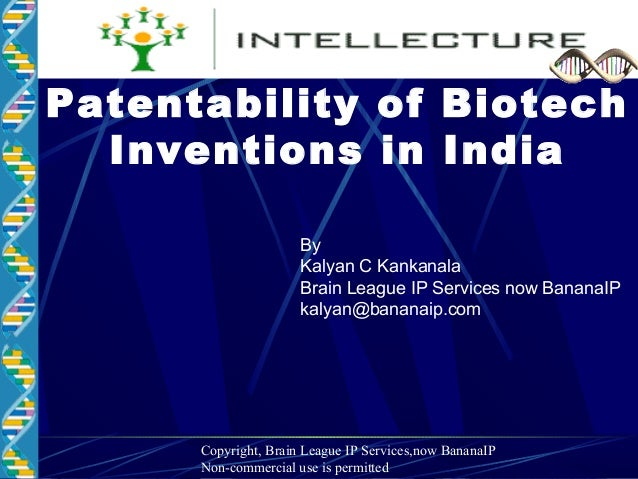 Patentability of software in india and