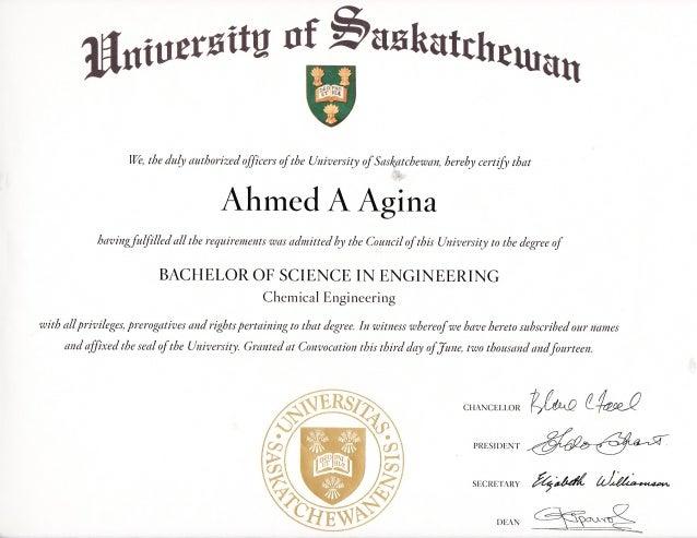 Engineering degree