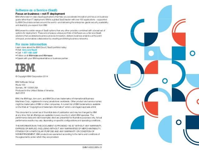 Embracing SaaS - A Blueprint for IT Succcess PDF