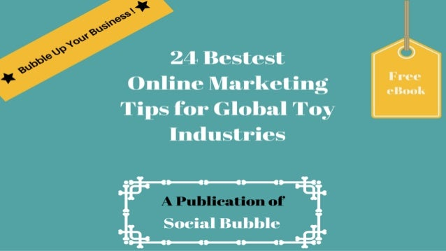 http://socialbubble.global Tip 1: You must develop and implement a strategic marketing plan that includes great product, w...