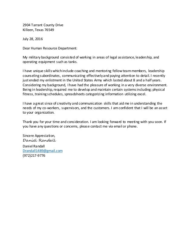 Cover letters -- who to write if no contact?