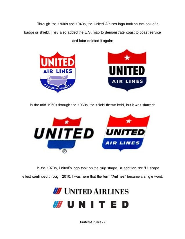 analysis united airlines