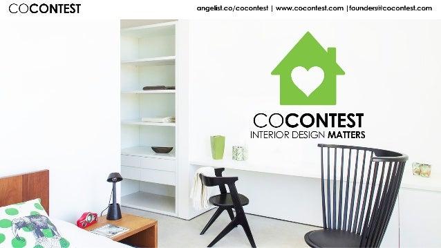 C O C O N  angelistco/ coconfesl [ www. coconlesl. com |  founders@coconlesl. com     — 4 COCONTEST  i INTERIOR DESIGN MAT...