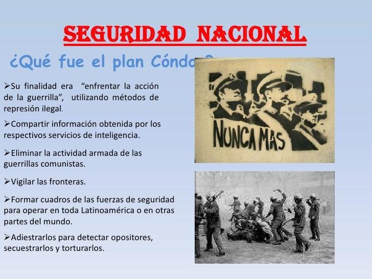 Separación de civiles de sus puestos en organismos del Estado reemplazándolos por uniformados</li></li></ul><li>ECONOMÍA<...