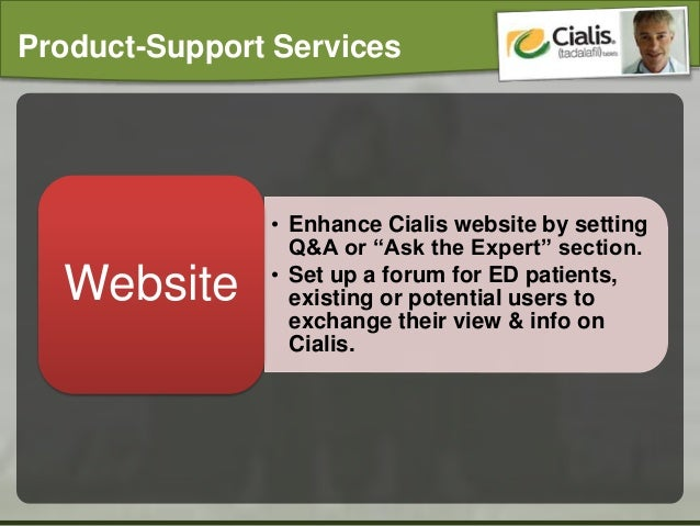 Marketing: A Case Study of Cialis slideshare - 웹