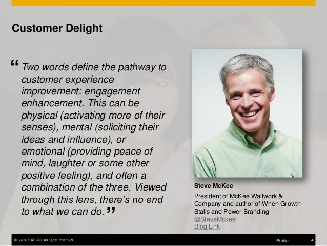"""Customer Delight define the """" Two wordsexperience pathway to customer improvement: engagement enhancement. This can be phy..."""