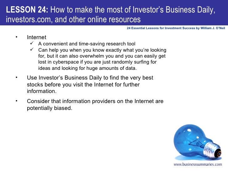 <ul><li>Internet  </li></ul><ul><ul><li>A convenient and time-saving research tool  </li></ul></ul><ul><ul><li>Can help yo...