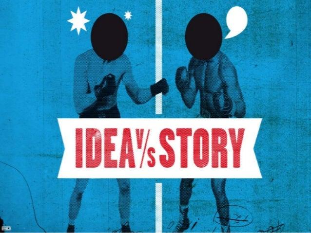 Idea vs Story 24festival
