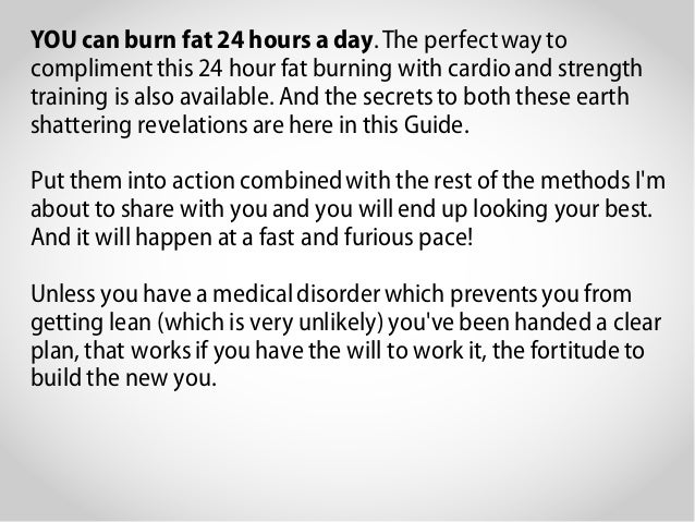 Do pull ups burn belly fat
