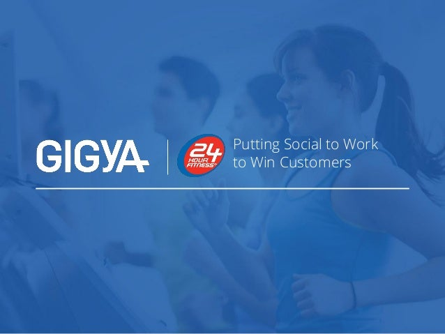 Putting Social to Work to Win Customers