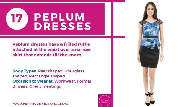 Body Types: Pear shaped, Hourglass shaped, Rectangle shaped Occasion to wear at: Workwear, Formal dinners, Client meetings...