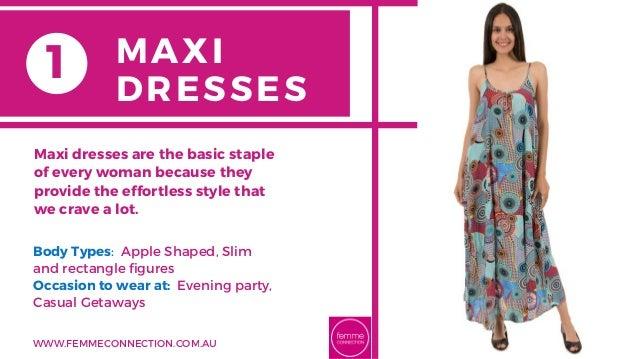 24 Hot Dresses Every Australian Woman Should Own Slide 2