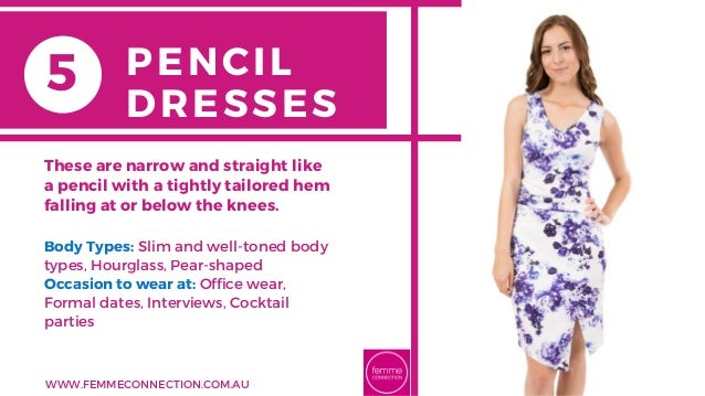 Body Types: Slim and well-toned body types, Hourglass, Pear-shaped Occasion to wear at: Office wear, Formal dates, Intervi...