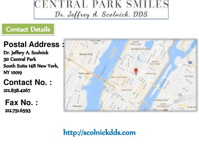 Dr  Jeffrey A  Scolnick - 24 Hour Emergency Dentist NYC