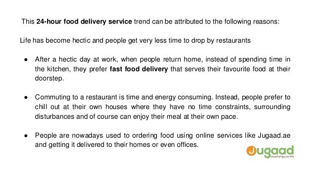 Hour Delivery Fast Food Dubai