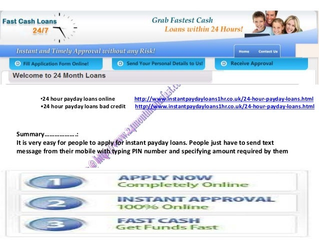 Bad credit instant approval payday loans photo 2