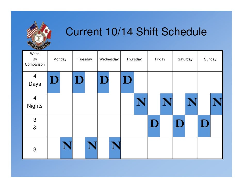 Schedule templates rotating shift dupont shift for 10 hour shift templates