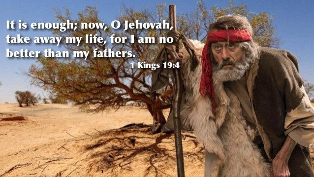 How Jehovah Helps Elijah Slide 3