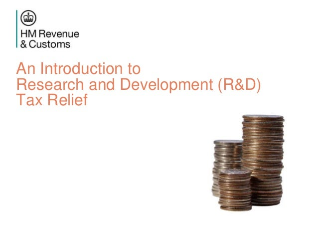An Introduction to Research and Development (R&D) Tax Relief