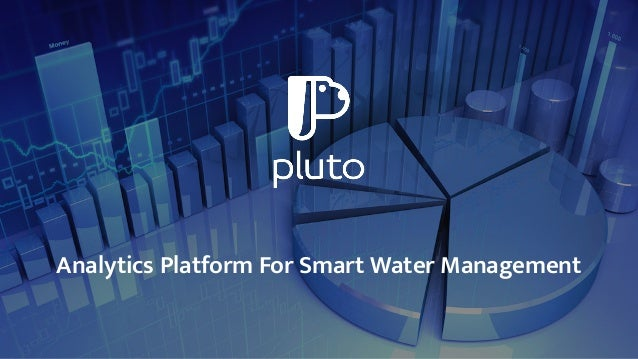 Analytics Platform For Smart Water Management