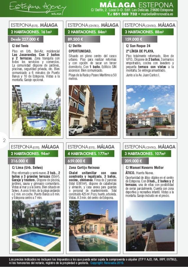 Revista Inmobiliaria Renovatia Junio 2019