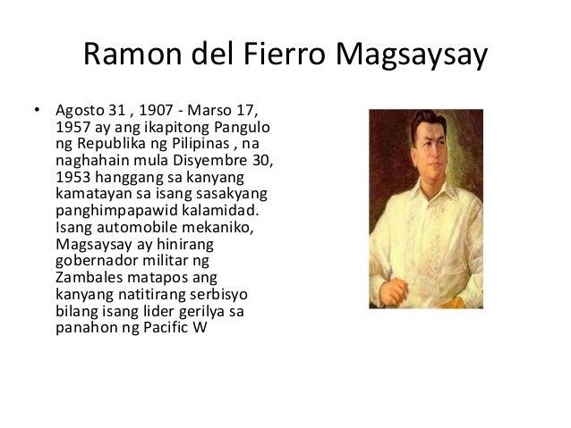 Kasalukuyan at Dating mga Pangulo ng Pilipinas