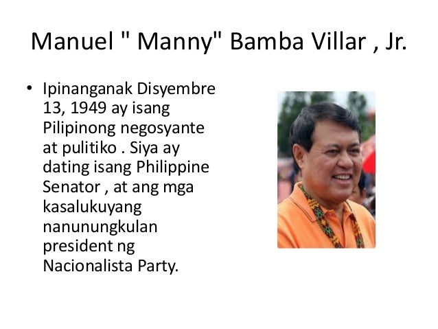 Dating pangulo ramon magsaysay high school 10