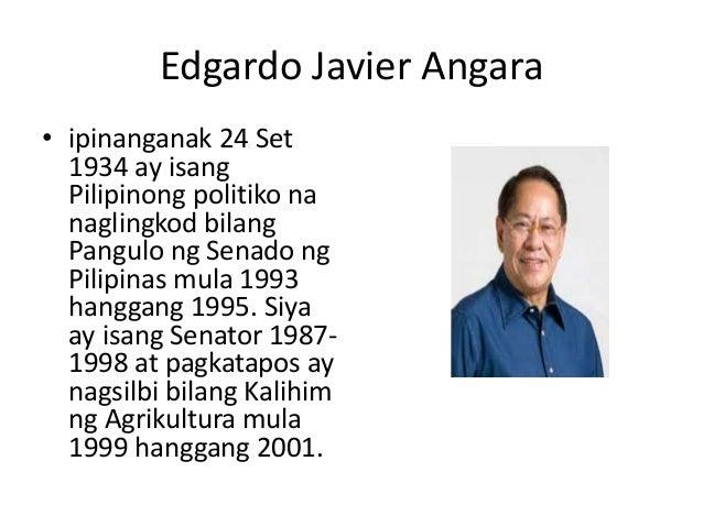 24 na senador ng pilipinas
