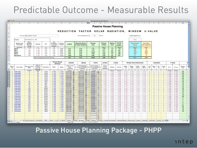 Intep 24th St Passive House Student Workshop 1