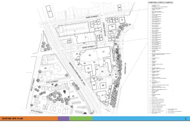1EXISTING SITE PLAN