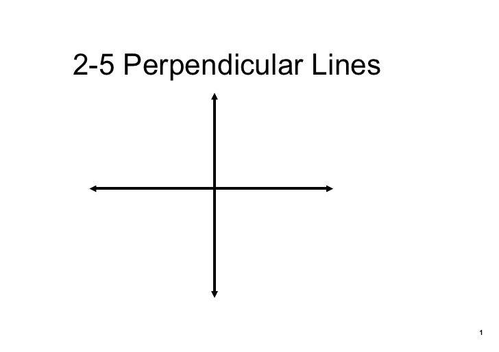 25PerpendicularLines                               1