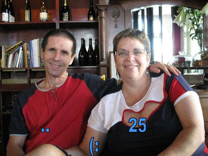 לאמא ואבא  לרגל 25 שנות נישואין.. באהבה גדולה:)