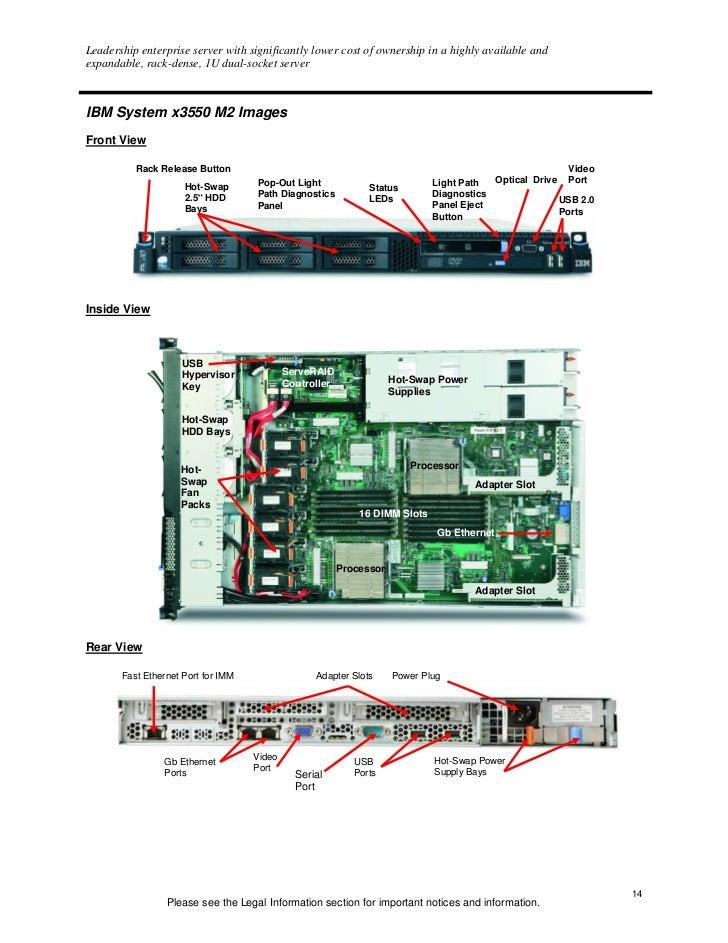 ibm system x3550 m2 product guide rh slideshare net IBM System X3550 Server IBM X3550 M3