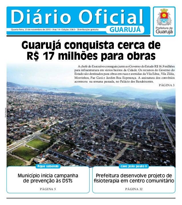 Município inicia campanha de prevenção às DSTs PÁGINA 5 fique sabendo Prefeitura desenvolve projeto de fisioterapia em cen...