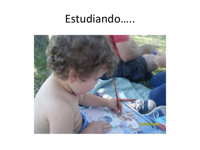 Estudiando…..