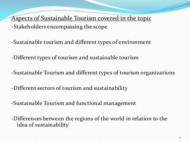 scope of wildlife tourism Download citation | wildlife tourism in | china is rich in wildlife resources but no comprehensive review of the research literature in relation to the nexus between wildlife and tourism interests in china has been completed this review considers research undertaken on both consumptive and.