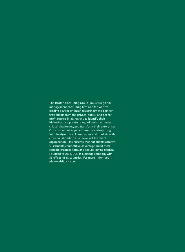 Boston Consulting Group - YouTube