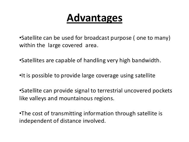 Satellite Communication And It S Application In Gps