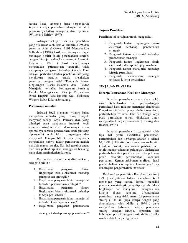 Jurnal Riset Keuangan Dan Akuntansi