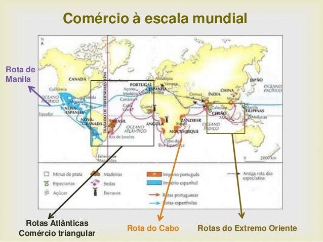 25 - Comércio à escala mundial Slide 3