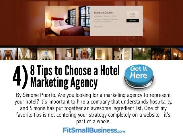 25 Hotel Marketing Ideas