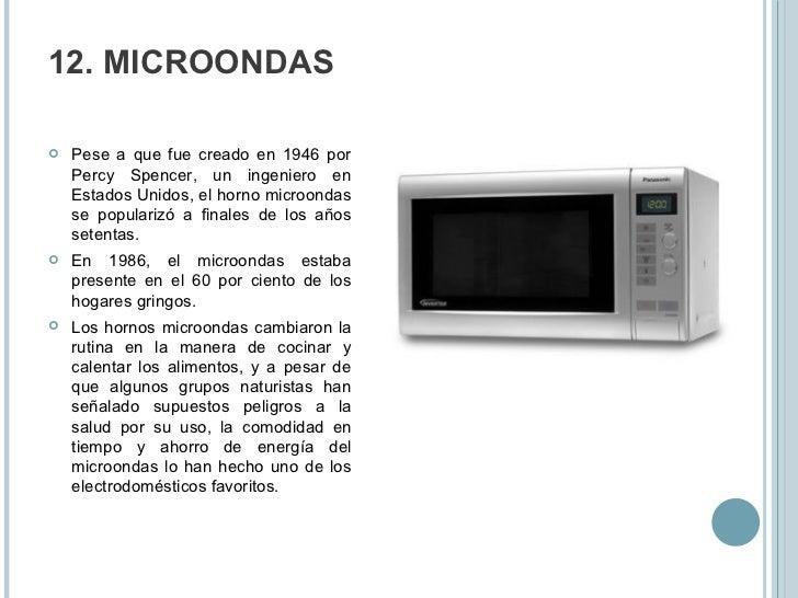 invenciones de los 60