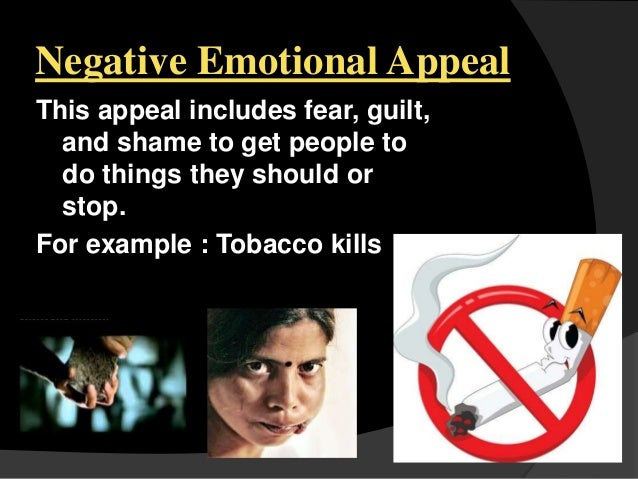 different types of appeals used in There are three types of rhetorical appeals, or persuasive strategies, used in arguments to support claims and respond to opposing arguments a good argument will generally use a combination.