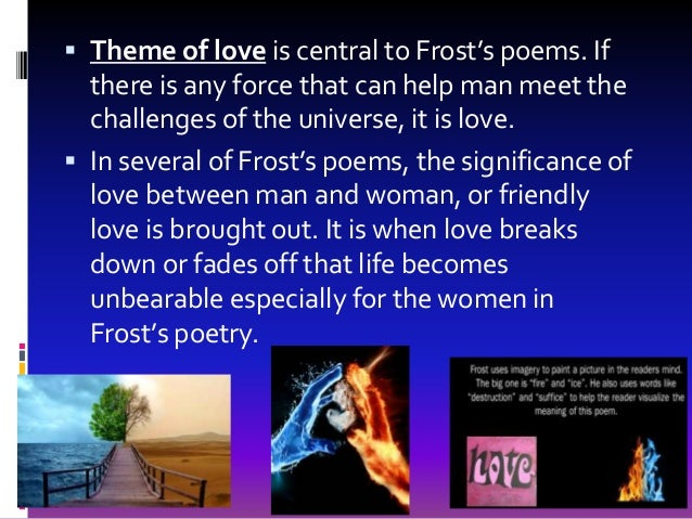the confrontation of death in the poem out out by robert frost The lyrical form of this poem is unrhyming 1the title is thought to be from shakespeare's macbeth, vv15-28 macbeth  the way to dusty death out, out, brief candle life's but a walking shadow, a poor player,  more by robert frost.