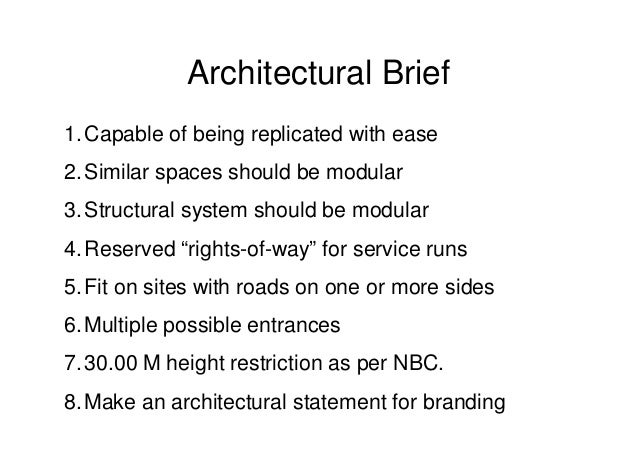 an architectural brief for a proposed100 bedded hospital An architectural brief for a proposed 100-bedded hospital - free download as pdf  an architectural brief for a proposed 100 bedded hospital design certification.